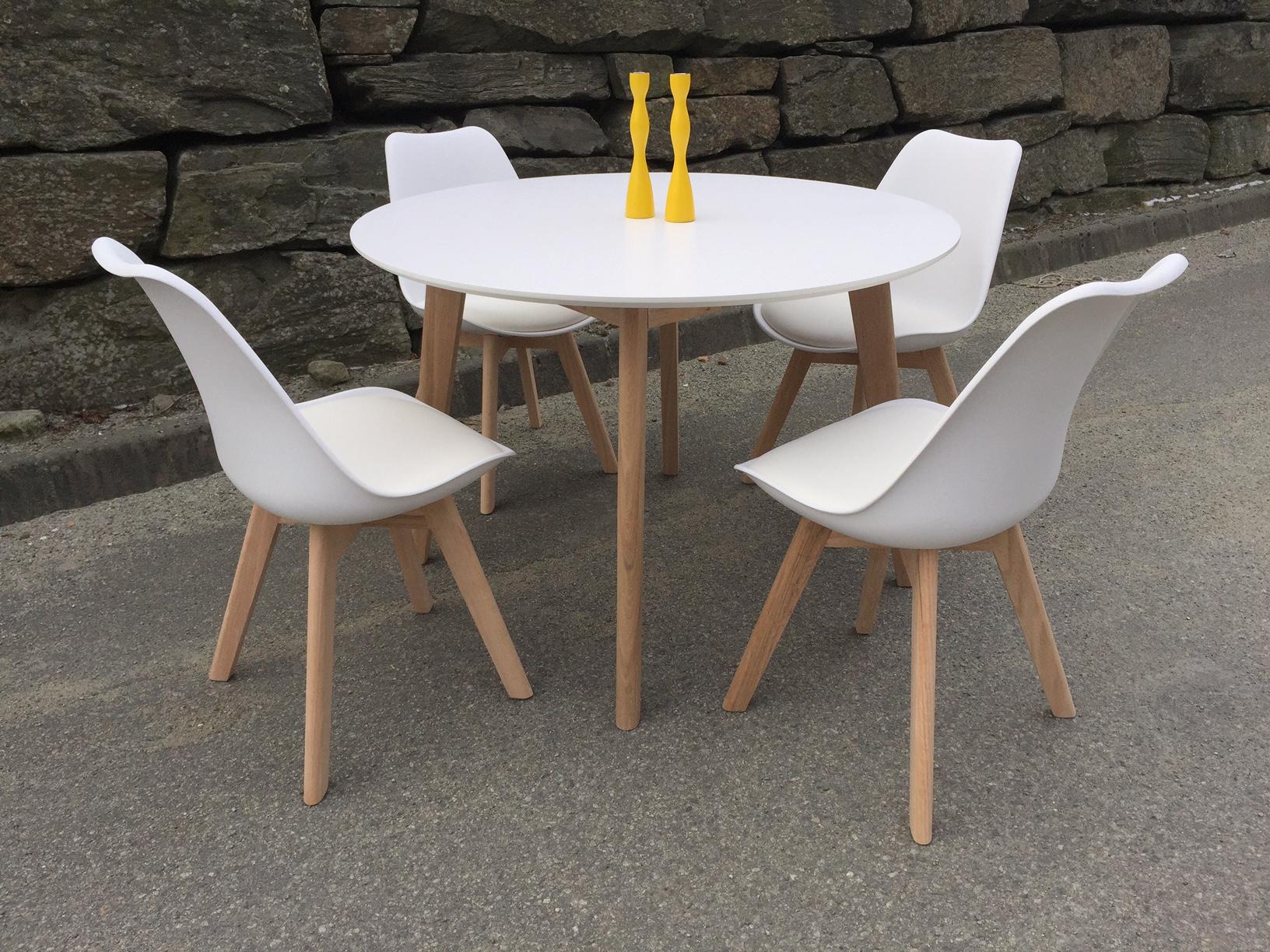 Bucket spisebord stol Stilbo Møbler AS